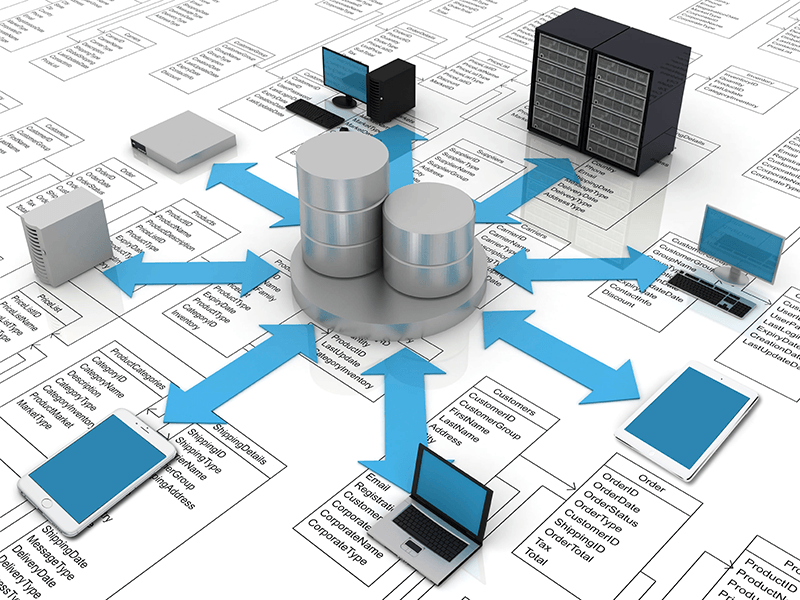Database Design | Magnesita Ltd